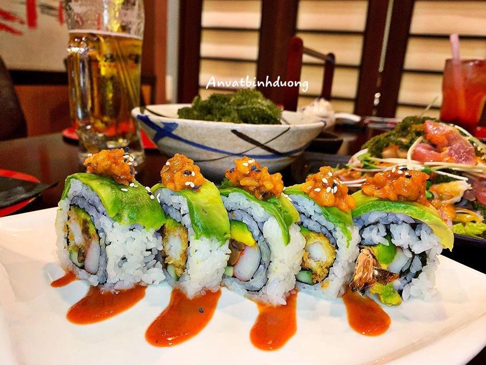 Akataiyo Sushi11