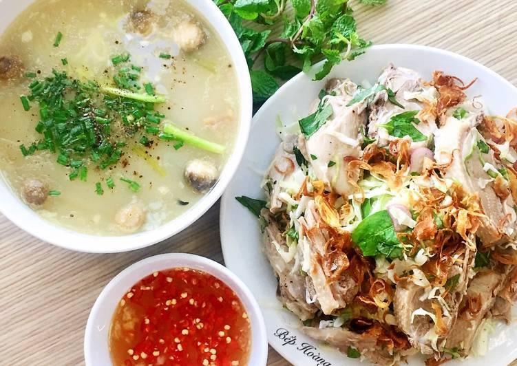 Chao Gỏi Vịt Diadiembinhduong