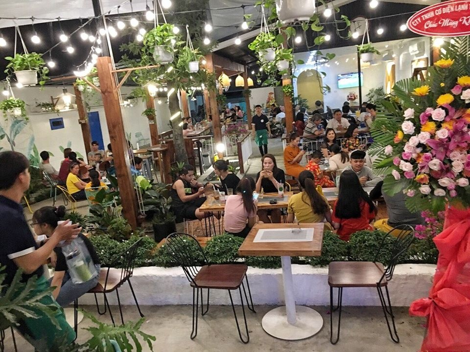 Quan Cafe Hn Garden Coffee Tai Binh Duong (13)