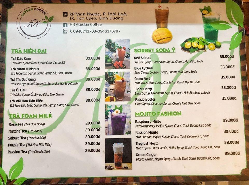 Quan Cafe Hn Garden Coffee Tai Binh Duong (4)