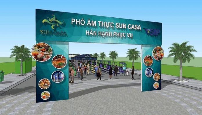 Ra Mat Pho Am Thuc Sun Casa Tai Binh Duong 5156 6