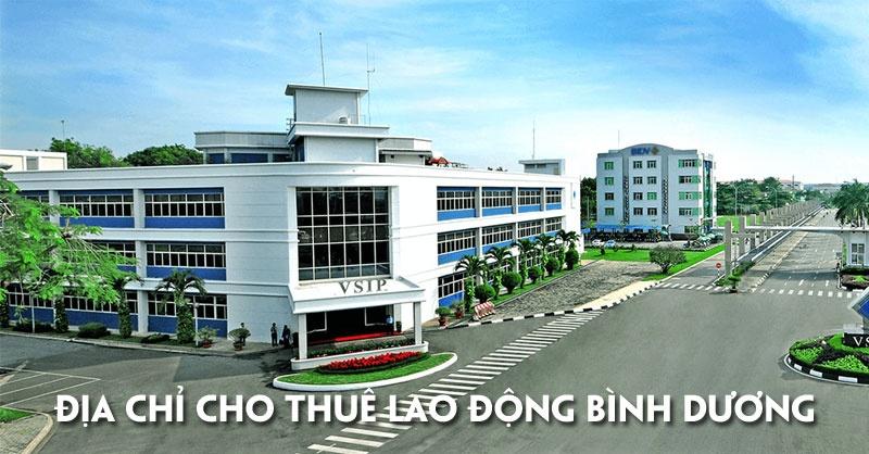Cho Thue Lao Dong Binh Duong