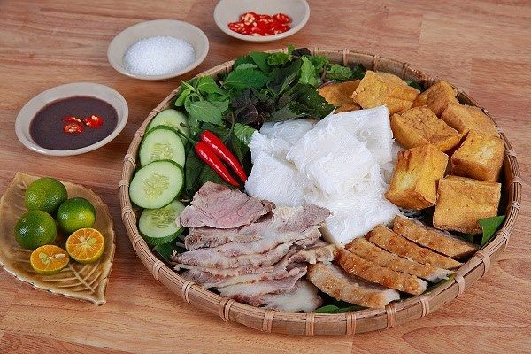 Bun Dau Mam Tom Binh Duong
