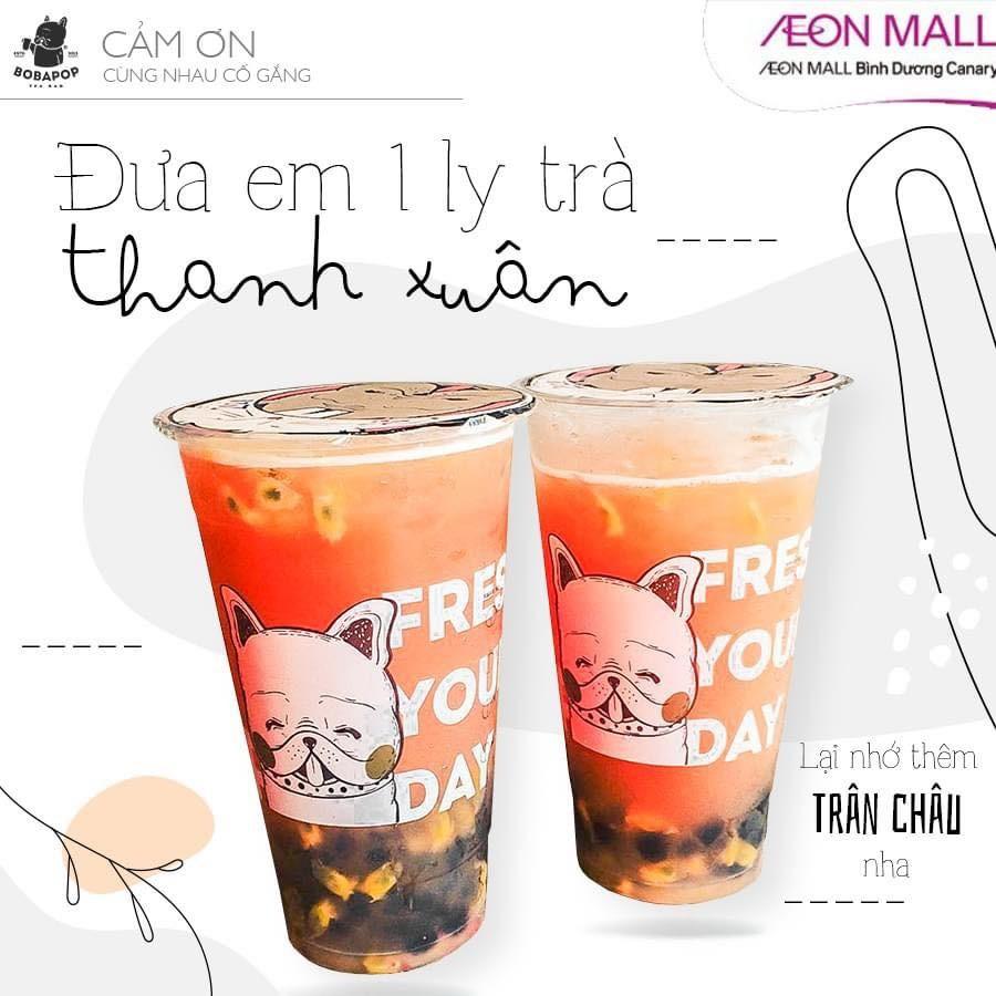 Aeon Mall Binh Duong Canary13