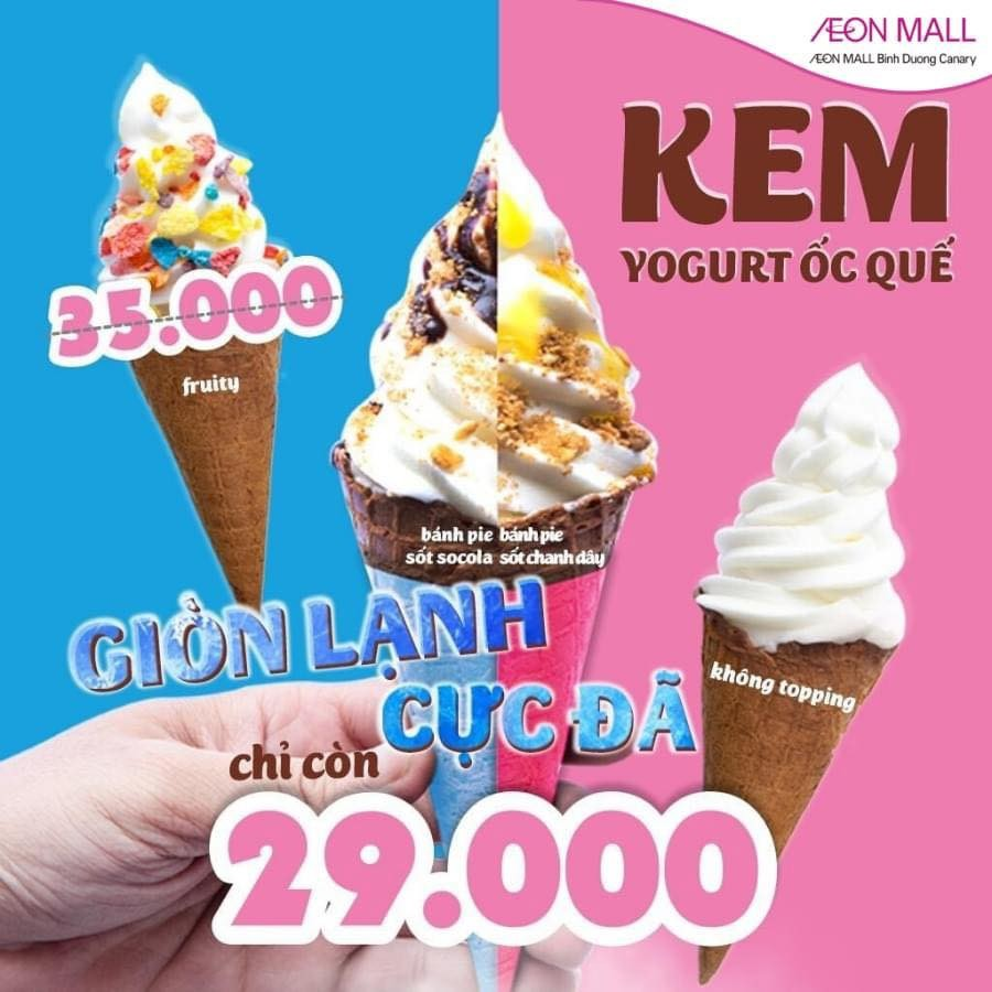 Aeon Mall Binh Duong Canary14