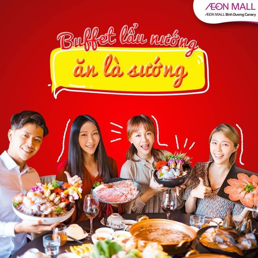 Aeon Mall Binh Duong Canary15