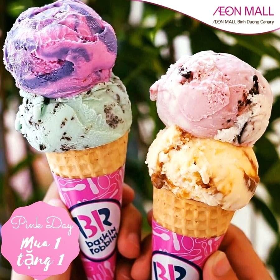 Aeon Mall Binh Duong Canary8