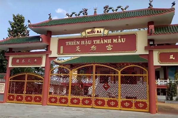 Chua Ba Binh Duong