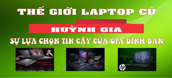 Laptop Huynh Gia 1 3