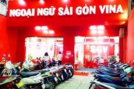 1. Trung Tâm Tiếng Hàn Saigon Vina
