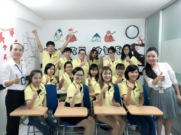 Trung Tâm Dạy Tiếng Hàn Nhật Mỹ