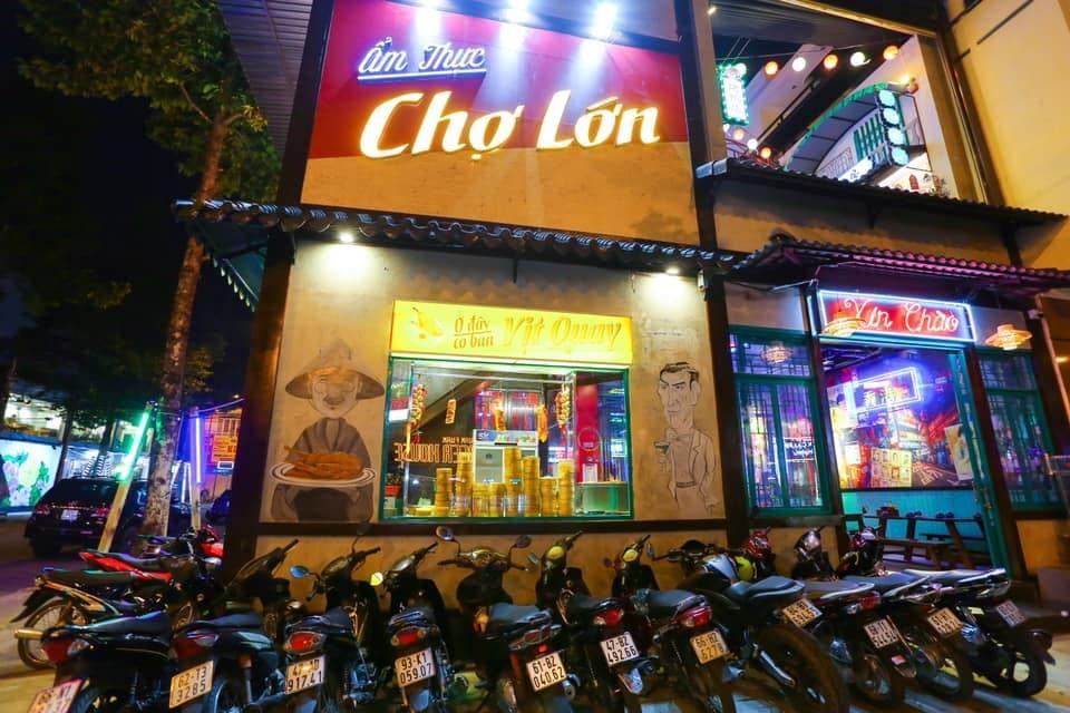 Am Thuc Cho Lon