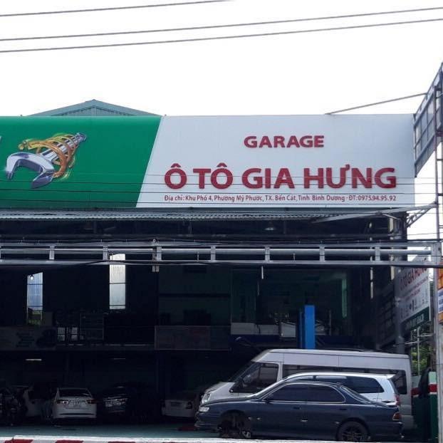 Garage O To Gia Hung