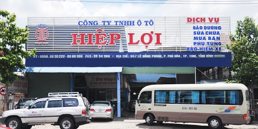 Garage O To Hiep Loi