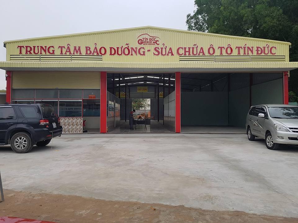 Garage O To Tin Duc