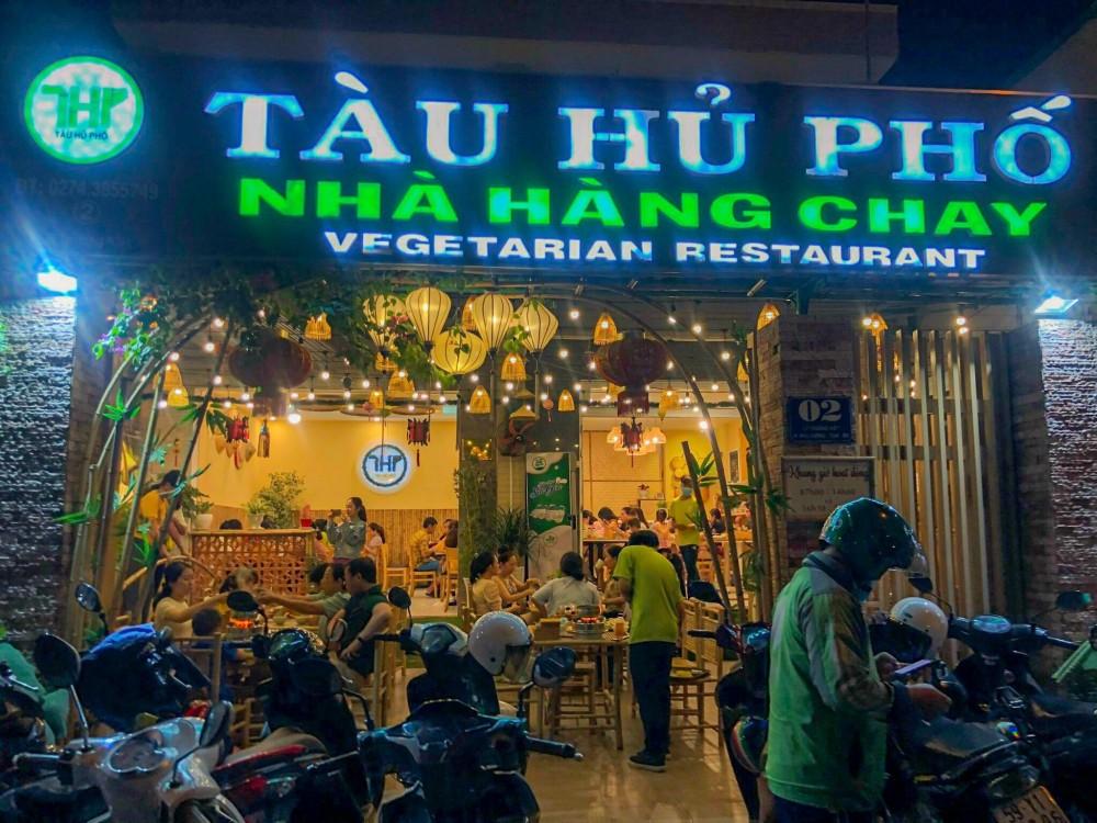 Nha Hang Chay Tau Hu Pho