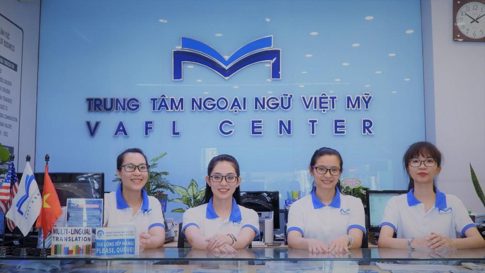 Trung Tam Ngoai Ngu Viet My Binh Duong