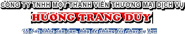 Cong Ty Suat An Cong Nghiep Huong Trang Duy