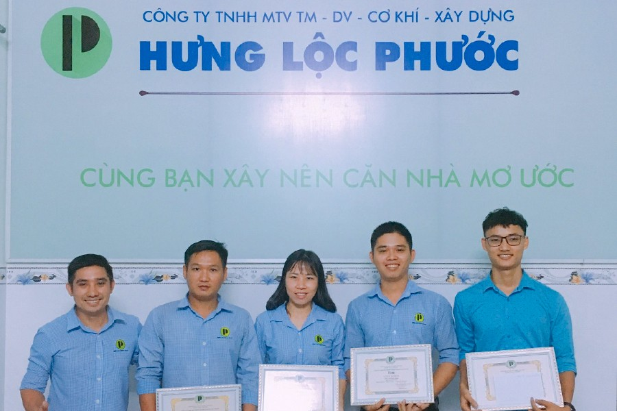 Cong Ty Xay Dung Hung Loc Phuoc