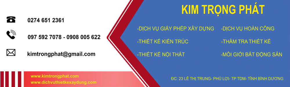 Cong Ty Xay Dung Kim Trong Phat