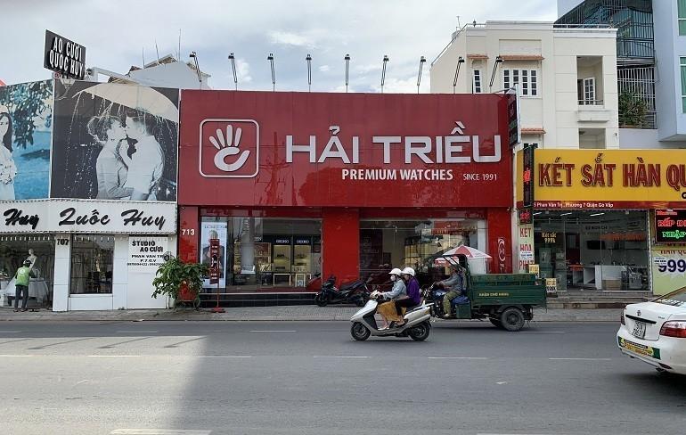 Dong Ho Hai Trieu Binh Duong