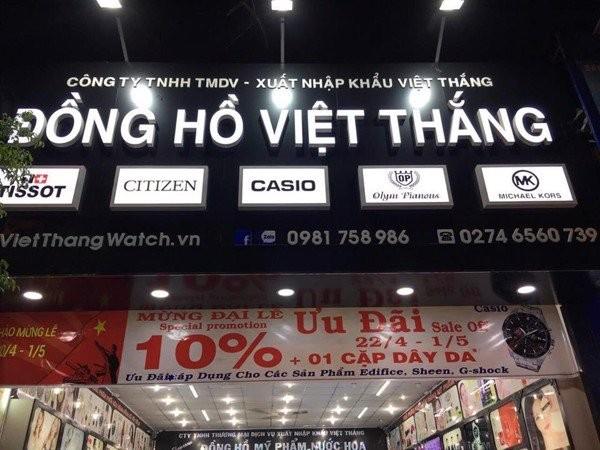 Dong Ho Viet Thang