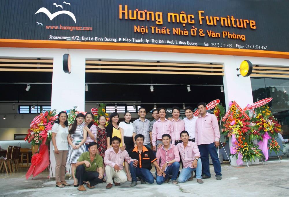 Noi That Huong Moc Furniture