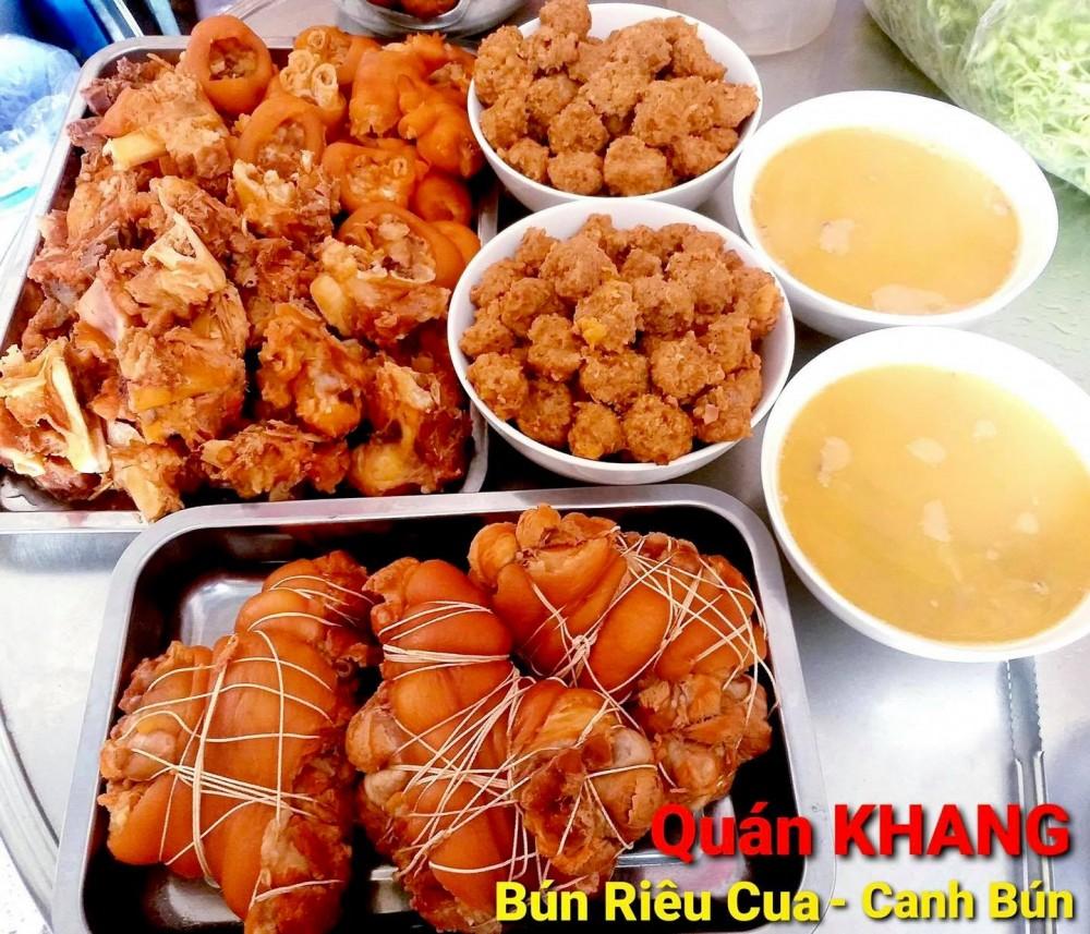 Quan Khang Bun Rieu Canh Bun 6