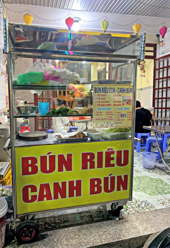 Quan Khang Bun Rieu Canh Bun 8