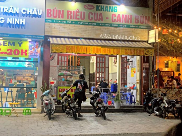 Quan Khang Bun Rieu Canh Bun 9 2