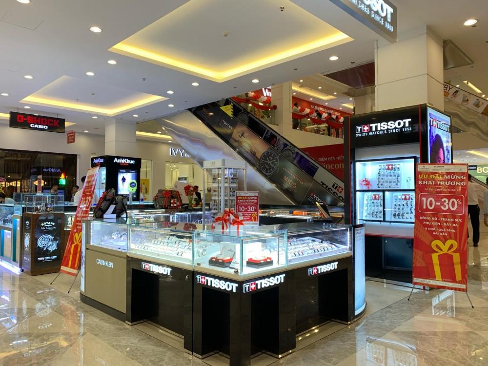 Shop dong ho Topten Binh Duong