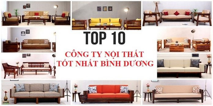 Top 10 Cong Ty Noi That Tot Nhat Binh Duong