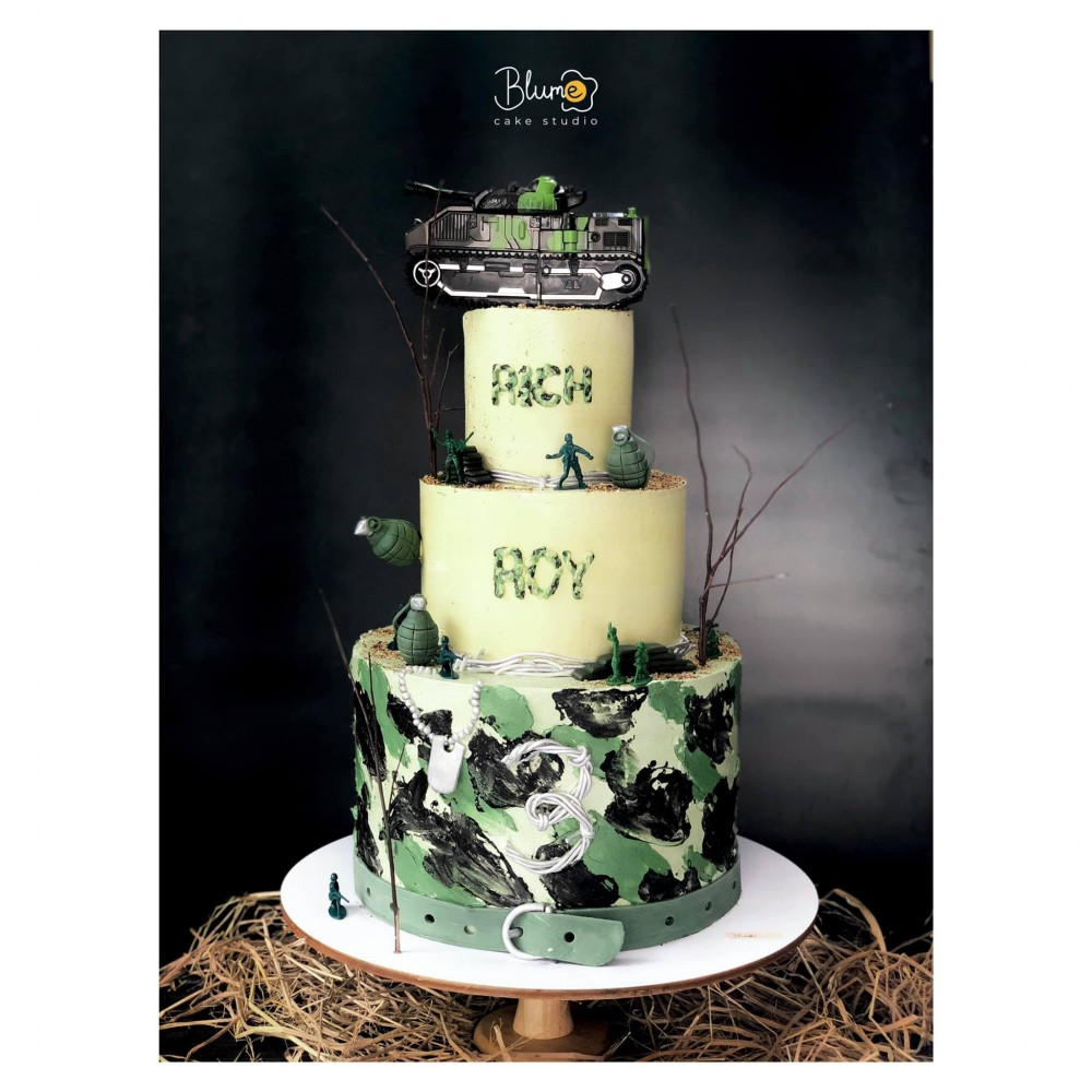 Tiem Banh Kem Blume Cake Studio