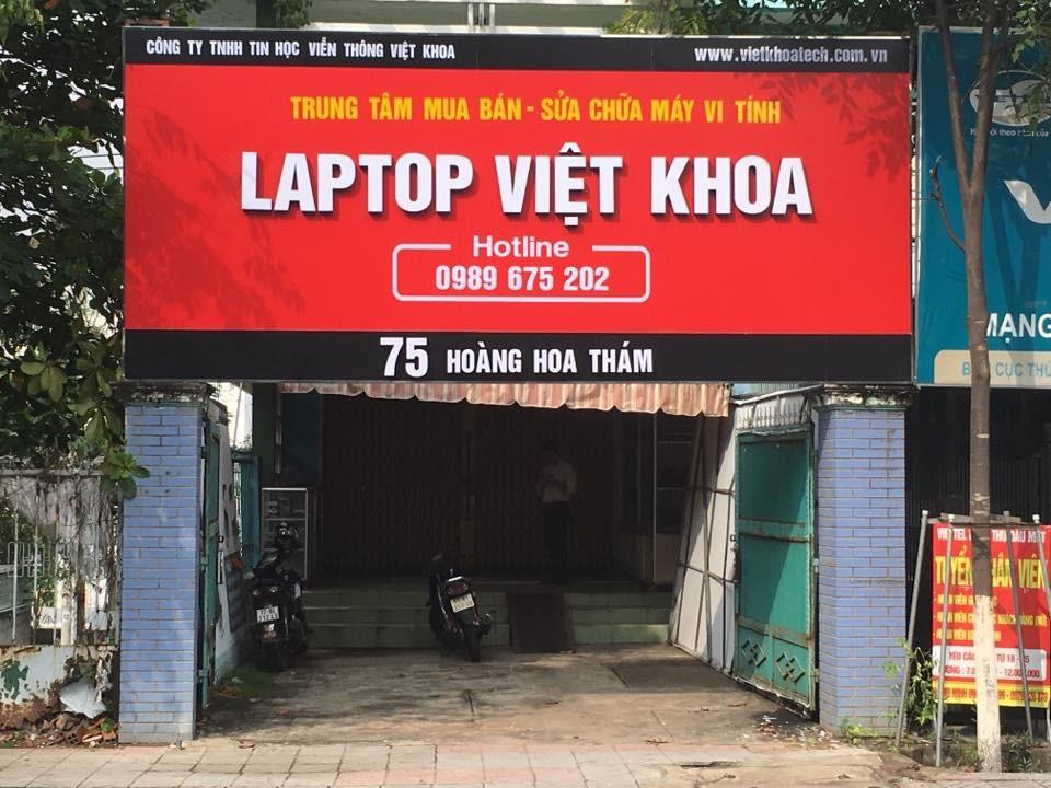 Laptop Viet Khoa