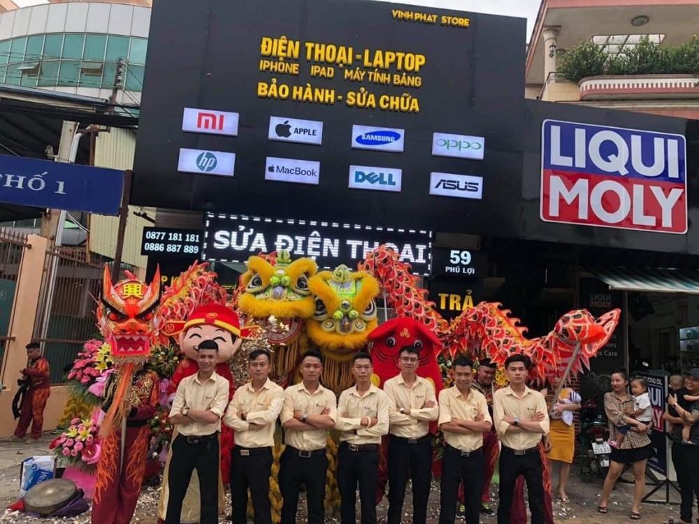 Laptop Vinh Phat