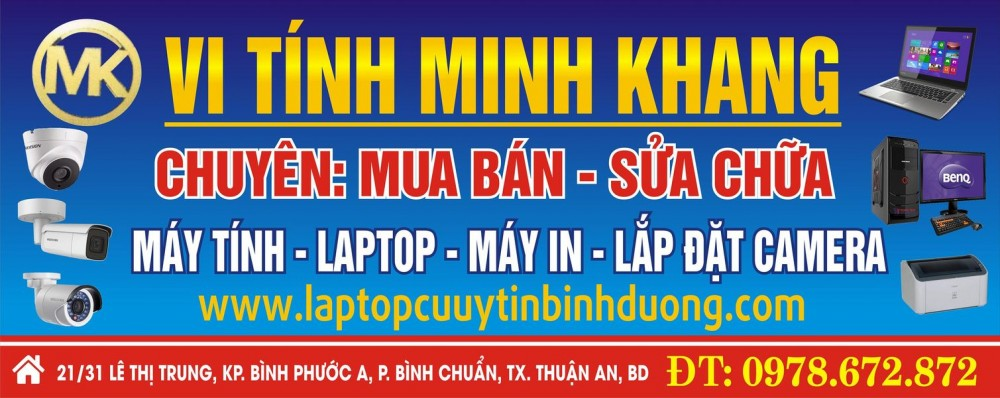 Vi Tinh Minh Khang