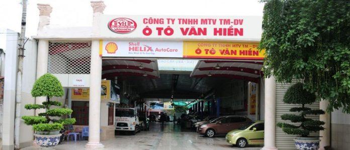 Garage O To Van Hien