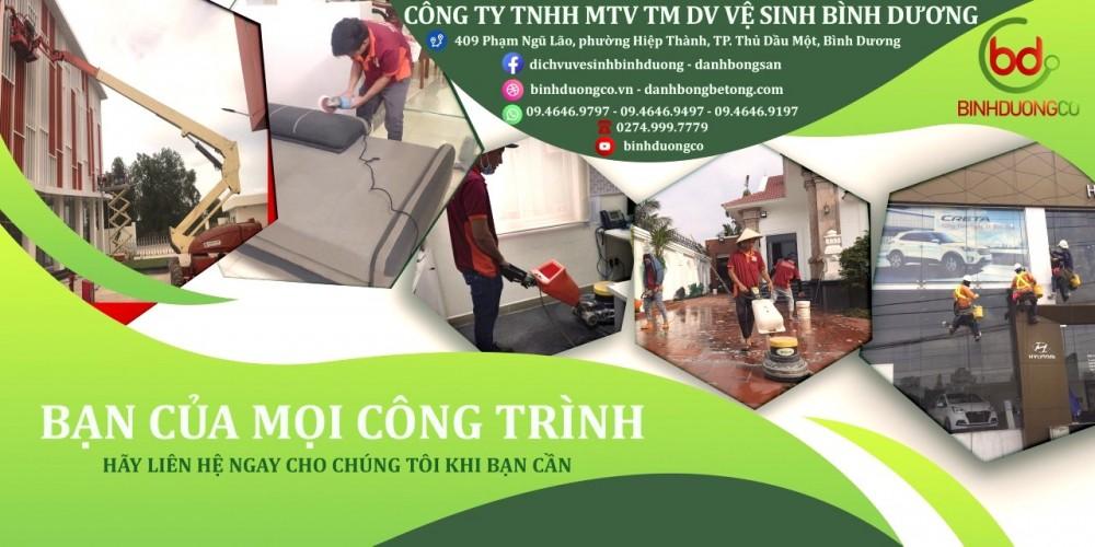 Ve Sinh Binh Duong Binhduongco